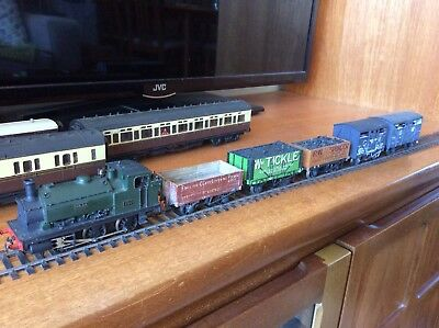 E M Gauge, 4mm Scale GWR Collection