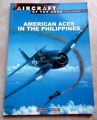 Osprey Aircraft: American Aces in the Philippines Helldiver-Hellcat & Lightning