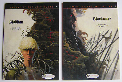 Lot Lament Of The Lost Moors – Cycle 1 & 2 - Neufs