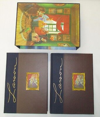 THE COMPLETE FAR SIDE by GARY LARSON Volumes 1& 2 Hardcover 1st Edition 2003