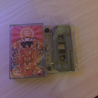 Jimi Hendrix Experience - Axis Bold As Love - Tape Cassette Album