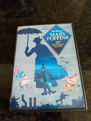 Mary poppins 40th Anniversary Edition DVD