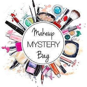 a lot of items of makeup