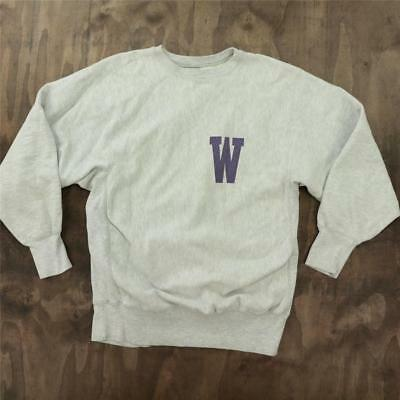 vtg 80s 90s usa made CHAMPION reverse weave XL sweatshirt WILLIAMS college