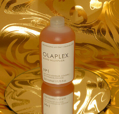 OLAPLEX - No 1 BOND MULTIPLIER - 1 fl oz - LUXURIOUS HAIR REJUVENATION *NEW