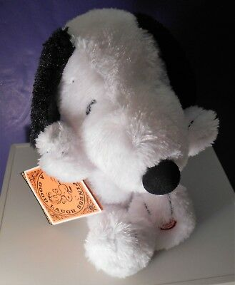 Snoopy Plush Collectible - Hallmark Snoopy - Happiness is a good laugh