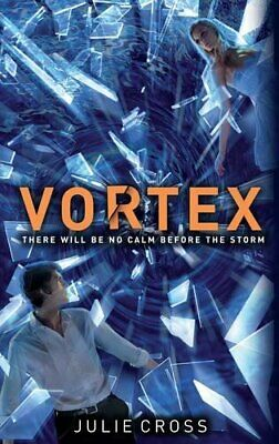 Vortex (Tempest) by Cross, Julie Book The Cheap Fast Free Post