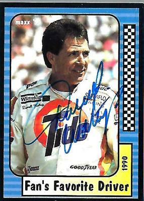 DARRELL WALTRIP - Hand Signed Autographed  1991 Maxx  Card #150