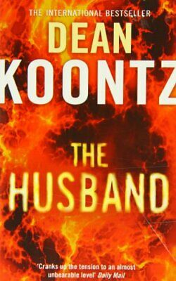 Husband by Koontz, Dean Book The Cheap Fast Free Post