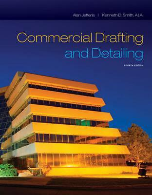 Commercial Drafting and Detailing by Alan Jefferis (English) Paperback Book Free