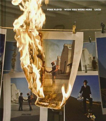Pink Floyd - Wish You Were Here (Spec.Ltd.Edt.Sacd) - Pink Floyd CD ROVG The The