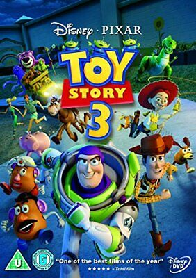 Toy Story 3 [DVD] [2010] - DVD  FSLN The Cheap Fast Free Post