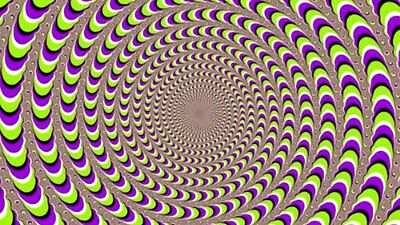 1p Penny auction Commit to Buy 99p Optical Illusion pay on collection!!!