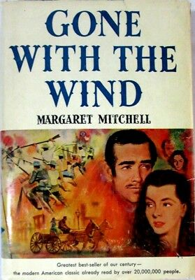 Gone With The Wind, BCE (Book Club Edition), Margaret MItchell, Hardcover
