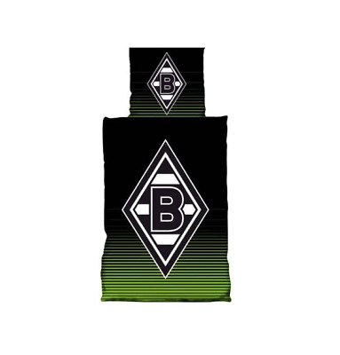 Borussia Mönchengladbach Bettwäsche Glow In The Dark