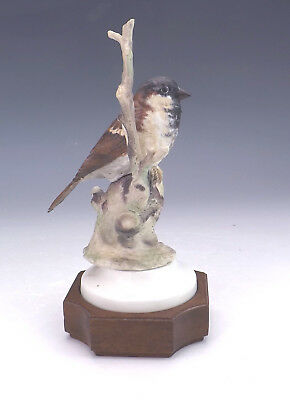 Vintage Albany Fine China Company - Hand Painted Sparrow Figure - Lovely!