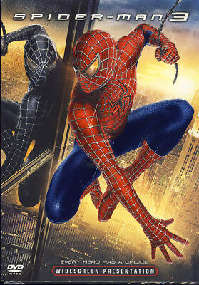Spider-Man 3 (Widescreen) New Dvd