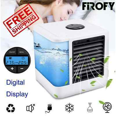 Portable Mini Air Conditioner Fan Personal Space Cooler The Quick Easy Way