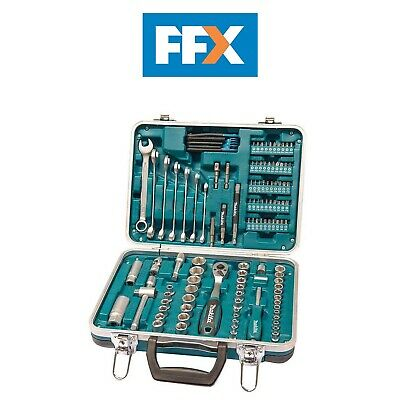 Makita P-90635 Maintenance Tool Kit 118pc