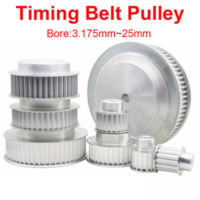 Timing Belt Pulley XL28T-XL100T Synchronous Wheel Selectable Bore For 3D Printer