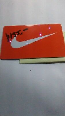 *RIGHT HERE* $135 NIKE Gift Card