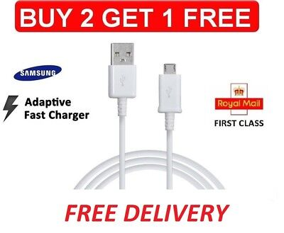 Fast Charger USB Data Cable Charging Cable Samsung Galaxy S6 Edge+ S7 Note 4/5
