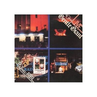 Gentle Giant - Playing the fool (live) - Gentle Giant CD 0GVG The Fast Free