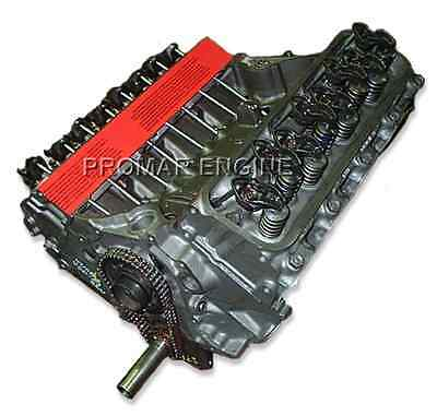 Remanufactured 79-97 Ford 460 Truck Long Block Engine