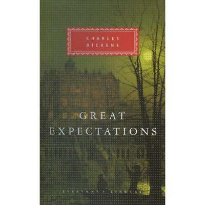 Great Expectations (Everyman's Library Classics) - Hardcover NEW Dickens, Charle