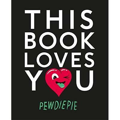 This Book Loves You - Paperback NEW PewDiePie(Autho 2015-10-20