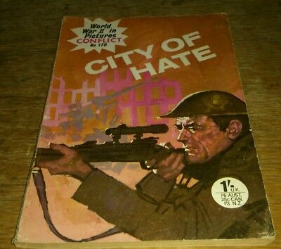 Conflict Picture Library 170, 1964