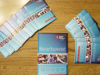 Quick reference cards for AHA