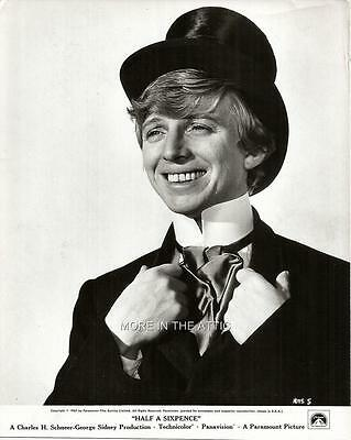 Song & Dance Man Tommy Steele Orig Half A Sixpence Paramount Pictures Portrait 2