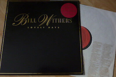 Bill Withers - Lovely Days incl. Liebrand Mixes--LP
