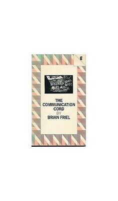 The Communication Cord by Friel, Brian Paperback Book The Cheap Fast Free Post