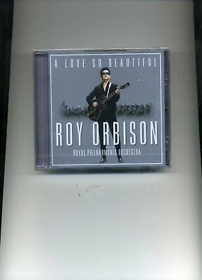 Roy Orbison With The Royal Philharmonic Orchestra - A Love So Beautiful - New Cd