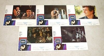 EMBRYO  Rock Hudson - Diane Ladd - Barbara Carrera - Lot of 5 1976 Lobby Cards