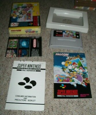 Super Nintendo snes pop n twinbee  retro pal