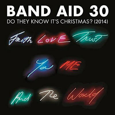 Do They Know It's Christmas? (2014) Audio CD