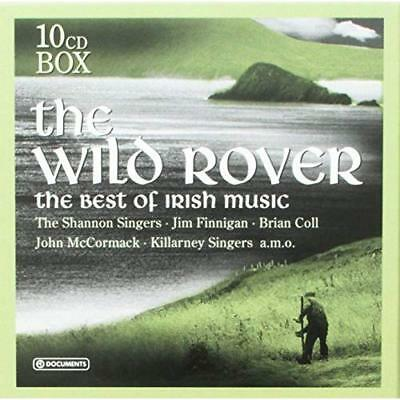 The Wild Rover presents: The Best of Irish Pub Music Various Artists Audio CD