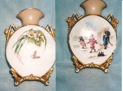 GOEDEWAAGEN, - German VASE - Hand Painted - VERY VINTAGE