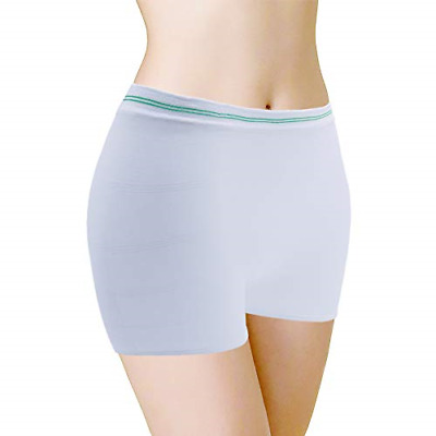 Postpartum Underwear High Waist Mesh C-Section Recovery Panties Pack of 10 Pants