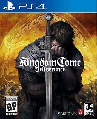 PS4 / PS4 PRO - Kingdom Come Deliverance - digital download - region free
