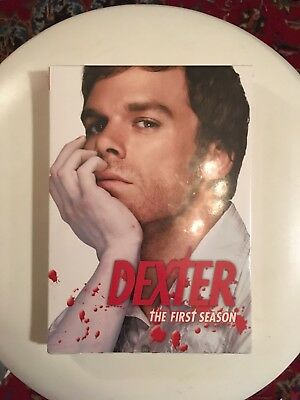 Dexter Season One Sealed Showtime 6 Disc