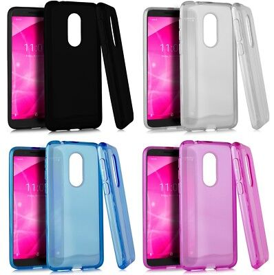 For Alcatel T-Mobile REVVL 2 / Alcatel 3 5052 TPU Flexible Gel Case Phone Cover