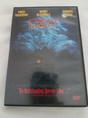 Fright Night (DVD, 1998)