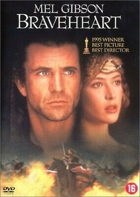 BRAVEHEART - MOVIE - DVD  PKVG The Cheap Fast Free Post