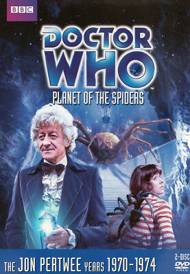 Doctor Who - Planet Of The Spiders (Jon Pertwee) (1970-1974) (Story - 74)  (Dvd)