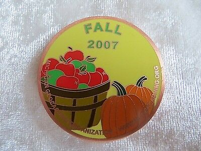 Geocaching Geocoin Trackable Fall 2007 4 Chapters 1 Community Copper Bronze Coin