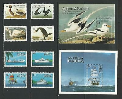 y7435 Antigua & Barbuda / A Small Collection of Modern Umm